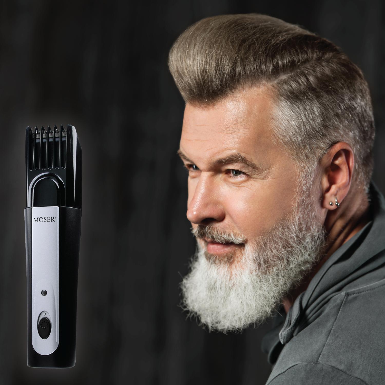 skægtrimmer til langt skæg